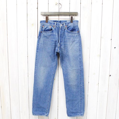 『STANDARD DENIM 5POCKET』(3YEAR WASH)