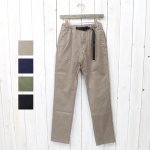 GRAMICCI『NARROW PANTS』