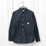 SASSAFRAS『GREEN THUMB SHIRT』(DARK GRAY)