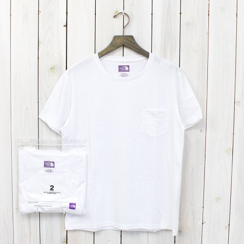 『COOLMAX® Pack Tee』(White)