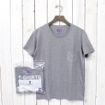 THE NORTH FACE PURPLE LABEL『COOLMAX® Pack Tee』(Mix Gray)