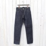 SASSAFRAS『SPRAYER 5 PANTS』(INDIGO)