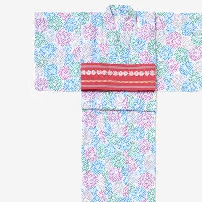 SOU・SOU×京都丸紅 浴衣/菊づくし りょうふう