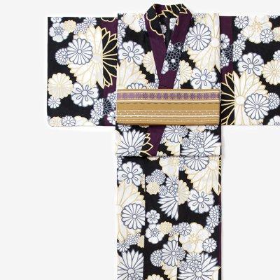 SOU・SOU×京都丸紅 浴衣/金襴緞子(きんらんどんす) ゆうび