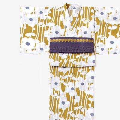 SOU・SOU×京都丸紅 浴衣/ひなたぼっこ 昼日中(ひるひなか)
