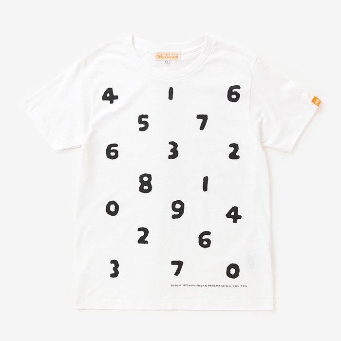 SO-SU-U 半袖Tシャツ/つくも