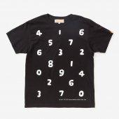 SO-SU-U 半袖Tシャツ/濡羽色(ぬればいろ)