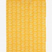 テキスタイル計り売り (臼井織布監修 小西織物)/えんぴつ 向日葵色(ひまわりいろ)<50cm>