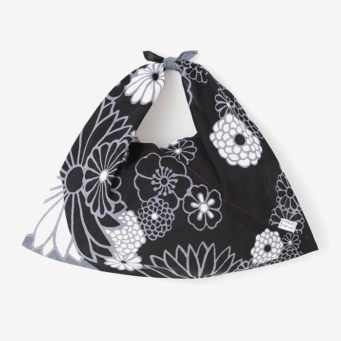 伊勢木綿 小巾折/金襴緞子 夜色(きんらんどんす やしき)