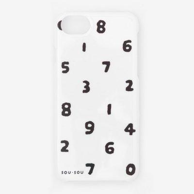 iPhone6/6s/7/8 テキスタイルカバー/SO-SU-U つくも