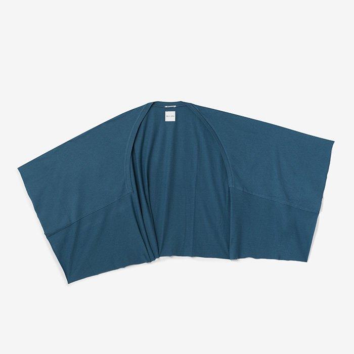 綿モダール むささび 短丈/熨斗目色(のしめいろ)
