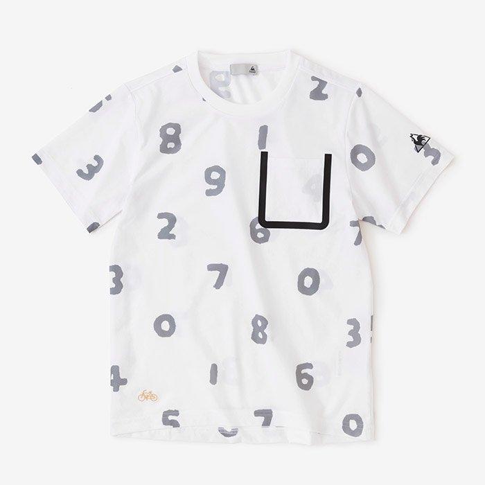 テーピングポケット 半袖Tシャツ/SO-SU-U大 つくも