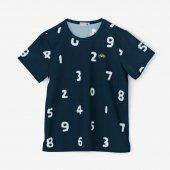 ドライカノコ 半袖Tシャツ/SO-SU-U大 鉄紺
