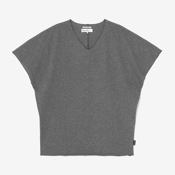 袖なしジバン/杢墨(もくずみ)