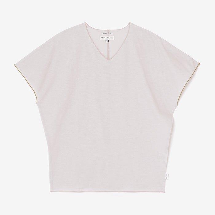 袖なしジバン/桜鼠(さくらねず)
