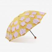 【20%OFF】SOU・SOU×MOONBAT 洋傘 折りたたみ(雨用)/明かり窓 朝日(あさひ)