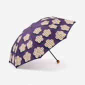 SOU・SOU×MOONBAT 洋傘 折りたたみ(雨用)/明かり窓 朗月(ろうげつ)