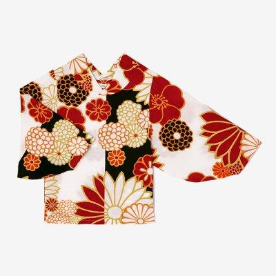 高島縮 薙(なぎ)ジバン/金襴緞子(きんらんどんす)