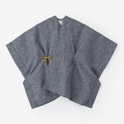 麻 きさらぎ/杢紺(もくこん)