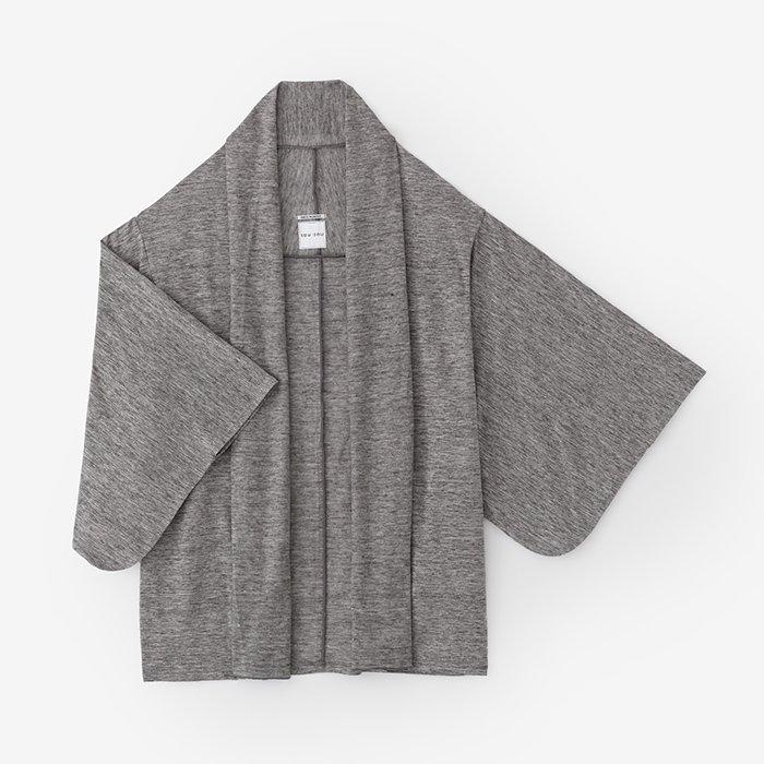 麻 小袖莢(こそでさや)/杢灰(もくはい)