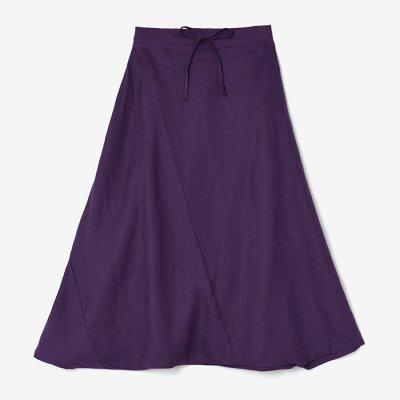 麻 富士/濃紫(こきむらさき)