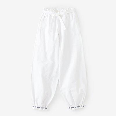 伊勢木綿 10/3 宮中裾(きゅうちゅうすそ)/つくも