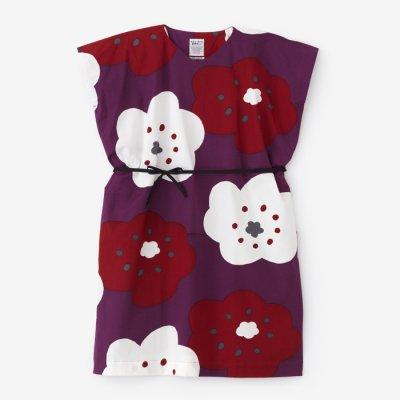 綿麻混 長方形衣(ちょうほうけい)/ほほえみ