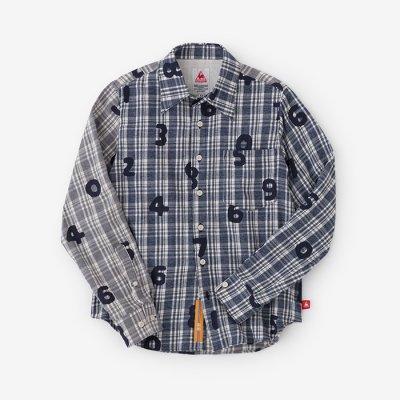 ネルチェックシャツ/SO-SU-U ロ