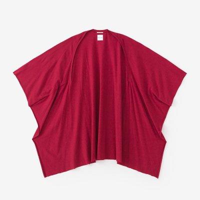 綿モダール むささび/紅色(べにいろ)