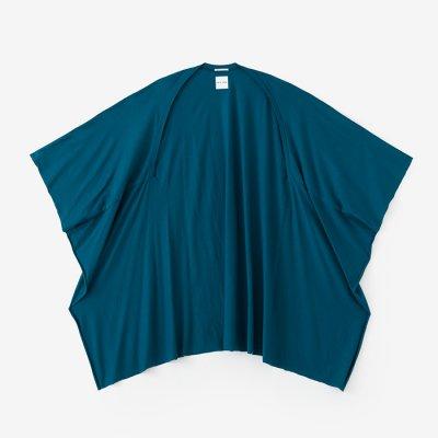綿モダール むささび/海緑色(かいりょくしょく)
