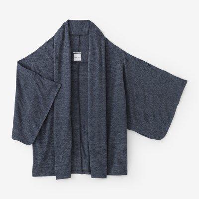 麻 小袖莢(あさ こそでさや)/青褐(あおかち)