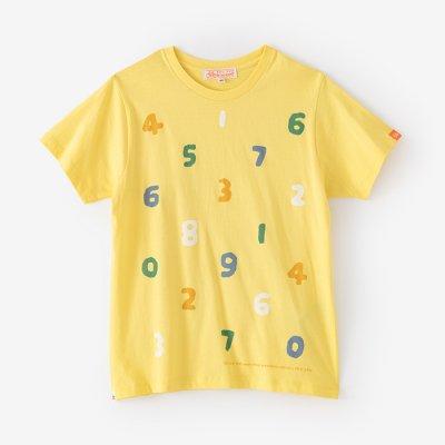 【予約10%OFF】SO-SU-U 四味 半袖Tシャツ/檸檬色(れもんいろ)(※4月末発送予定)