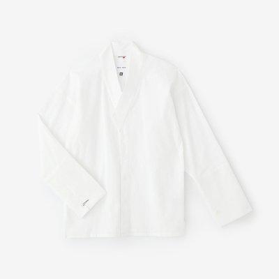 高島縮 筒袖襯衣(つつそでしんい)/つくも
