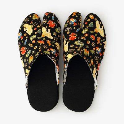 スリッパ足袋/弥栄(いやさか)