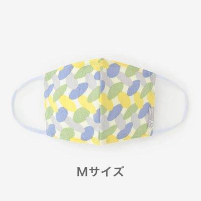 【予約】高島縮 テキスタイルマスク(Mサイズ)/組手(くみて)(※8月末発送予定)