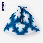 有松鳴海絞 小巾折/張正雪花2