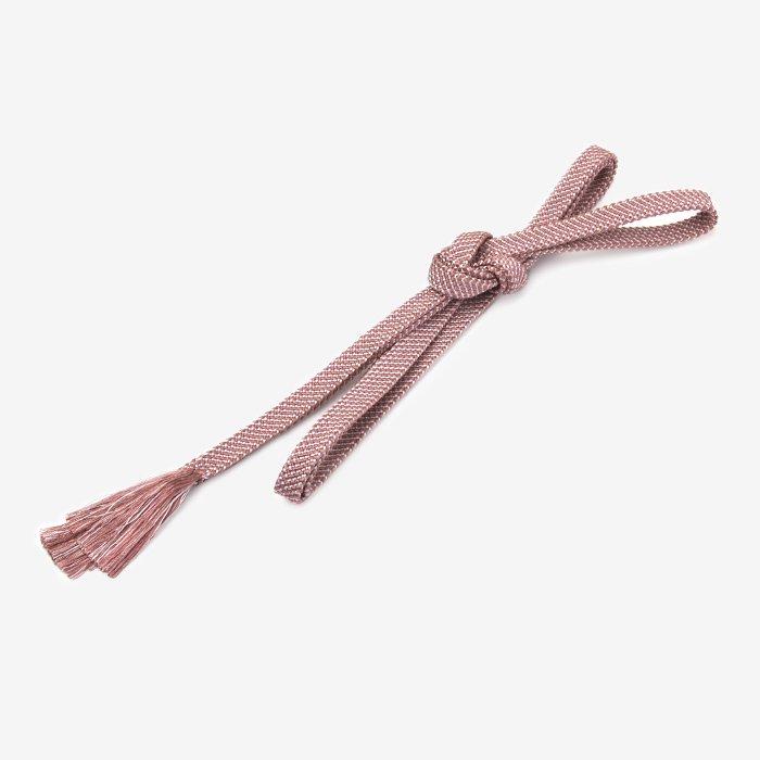 絹鳴り帯締め/藤