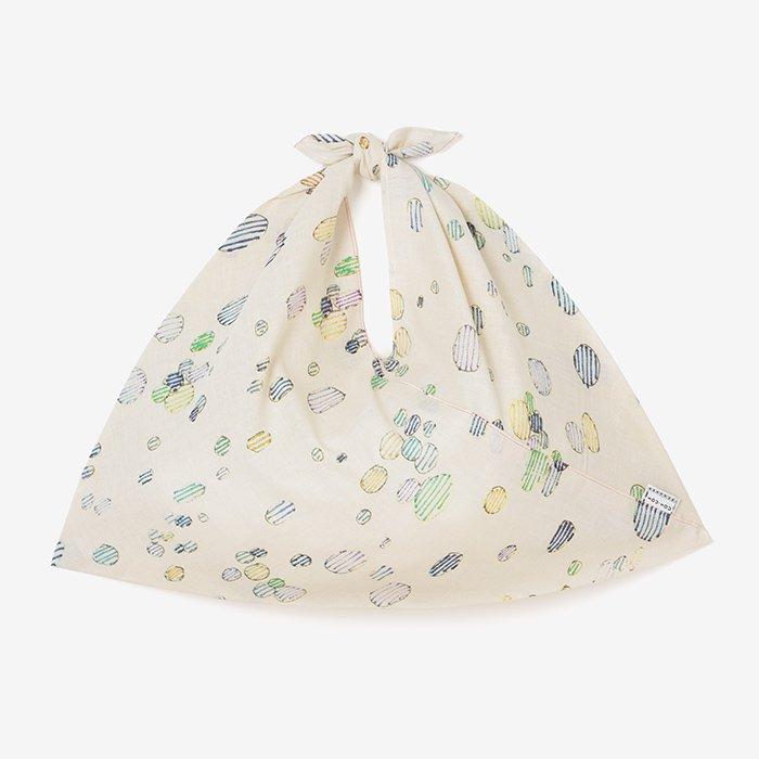 伊勢木綿 小巾折/炭酸水(たんさんすい)