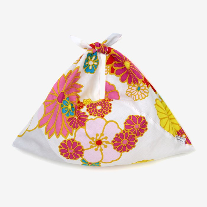 伊勢木綿 小巾折/金襴緞子(きんらんどんす)