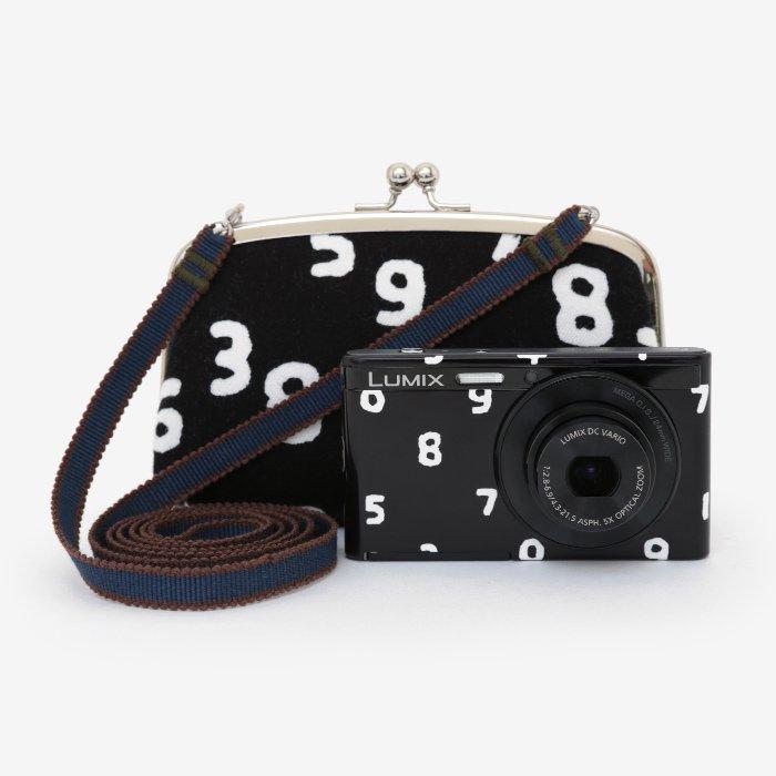 SOU・SOU×Lumix デジタルカメラ 専用がま口セット/SO-SU-U