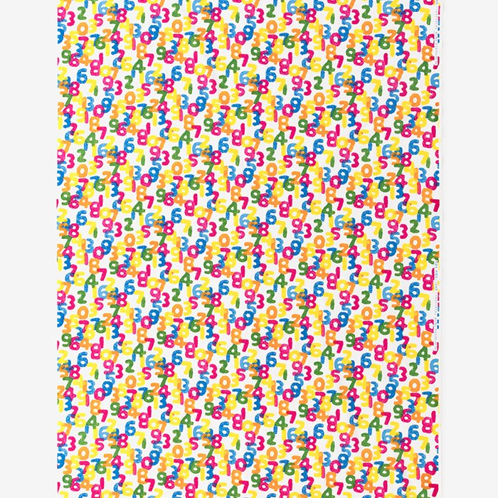テキスタイル計り売り (21番手平織)/SO-SU-U とりどり<50cm>