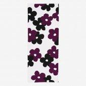 伊勢木綿 手ぬぐい/花がさね 白紫