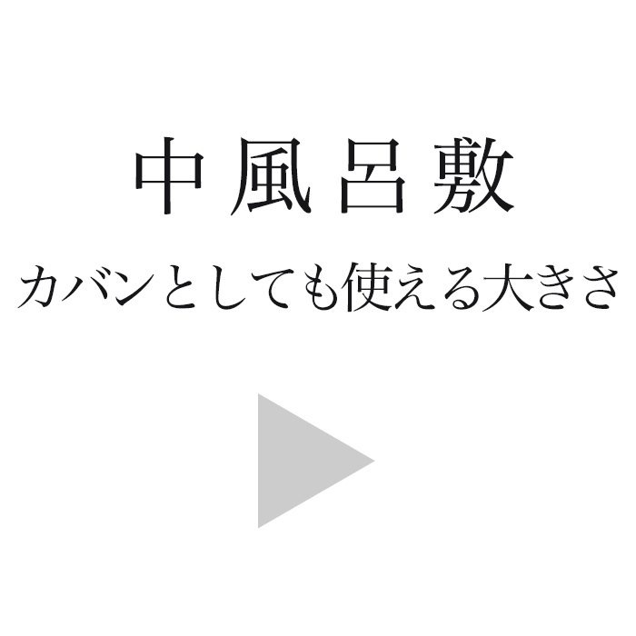 風呂敷(中)
