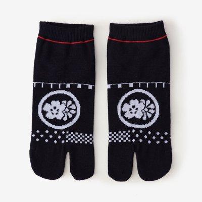 足袋下(踝丈)/家紋と一文字 【男・女性用】