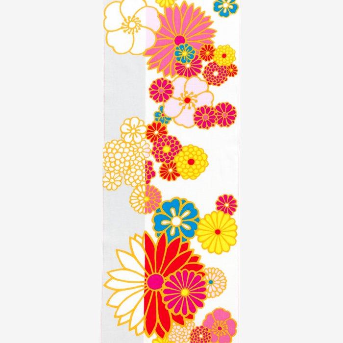 テキスタイル計り売り (伊勢木綿 手ぬぐい)/金襴緞子(きんらんどんす)<50cm>