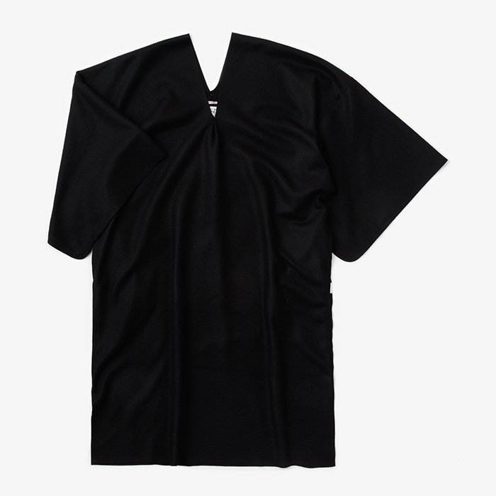小袖貫頭衣(こそでかんとうい)/濡羽色(ぬればいろ)