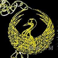 鶴丸国永 刺繍紋