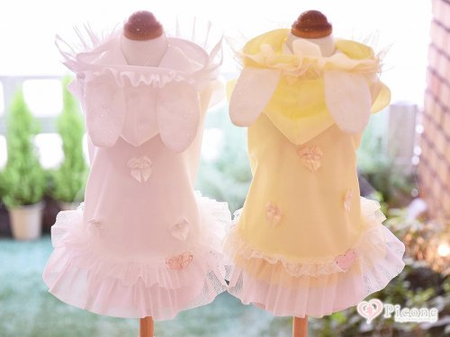 ��For Pets Only Angel ��Bunny Dress
