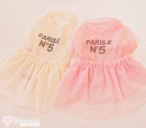 【PARIS EROTICA MANIAC】PE No.5 TULLE DRESS