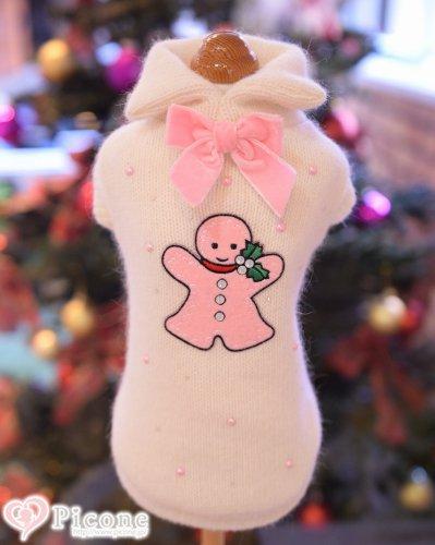 【Charlotte'sDress(シャルロットドレス)】GINGER BREAD MAN IN PINK(ジンジャーブレッドマンピンク)